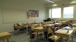 Valkeavuoren koulun uudet väistötilat