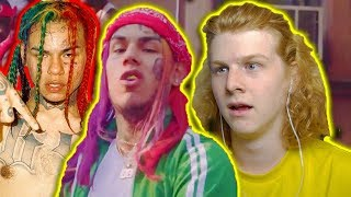 Baixar WHAT IS THIS?! 6IX9INE - GUMMO (OFFICIAL MUSIC VIDEO) REACTION!!