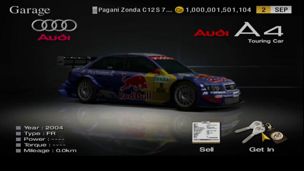 Audi A4 Touring Car 04