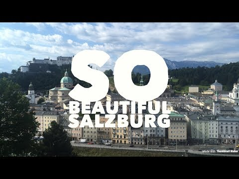 Salzburg: city, lakes, and mountains guide