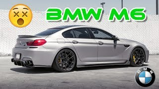 Power Of BMW M6 2017 (Music Video)