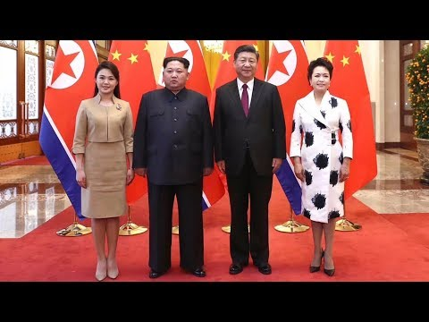 Xi Jinping holds banquet for Kim Jong Un in Beijing