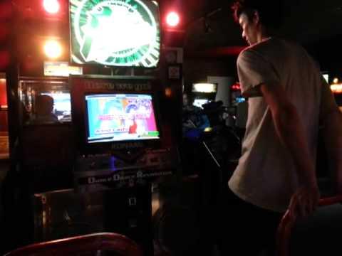 Captain Black plays DDR EXXXTREME
