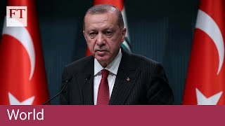 Erdogan says 'attack on economy no different from attack on flag'