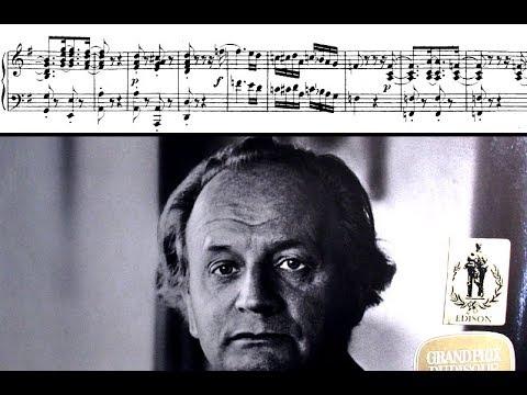 Beethoven / W. Kempff, 1962: Piano Sonata No 16 in G major, Op. 31