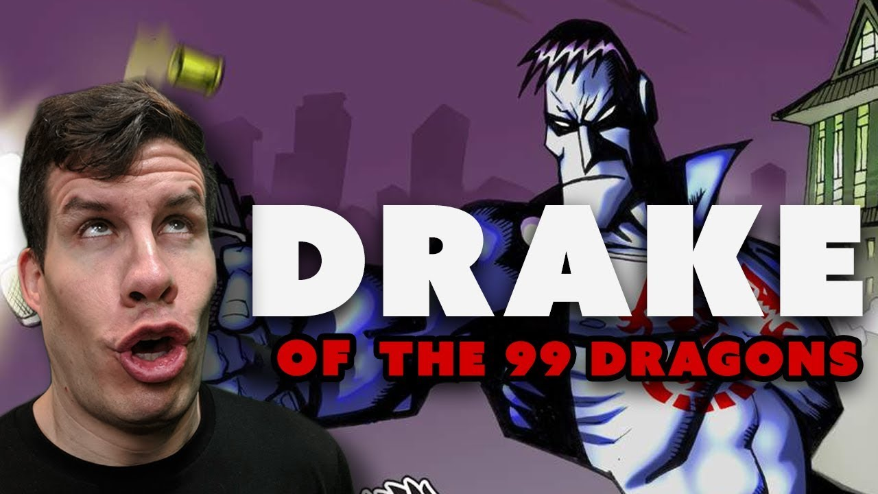 99 PROBLEMS - Drake of the 99 Dragons Gameplay