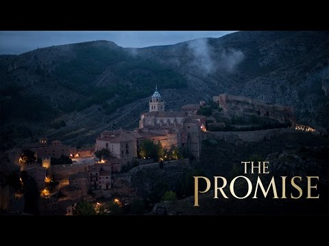 """The Promise"" Official Trailer 1 (2016)"
