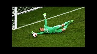 30 Goalkeeper Saves that Impressed the World