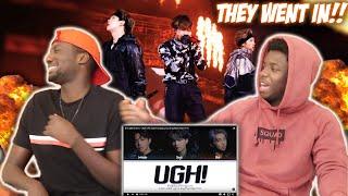 Gambar cover BTS (방탄소년단) - UGH! (LYRICS) | REACTION