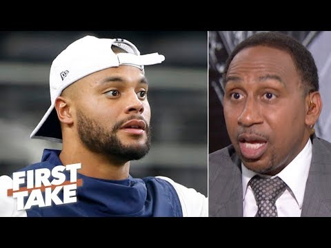 The Cowboys are taking advantage of Dak Prescott - Stephen A. | First Take