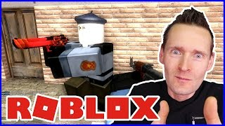 Counter-Blox: Roblox Offensive / First Person Shooter Initial Reaction