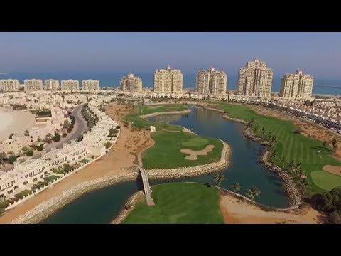 NIGHT GOLF VLOG | Al Hamra Golf Club | Part 1