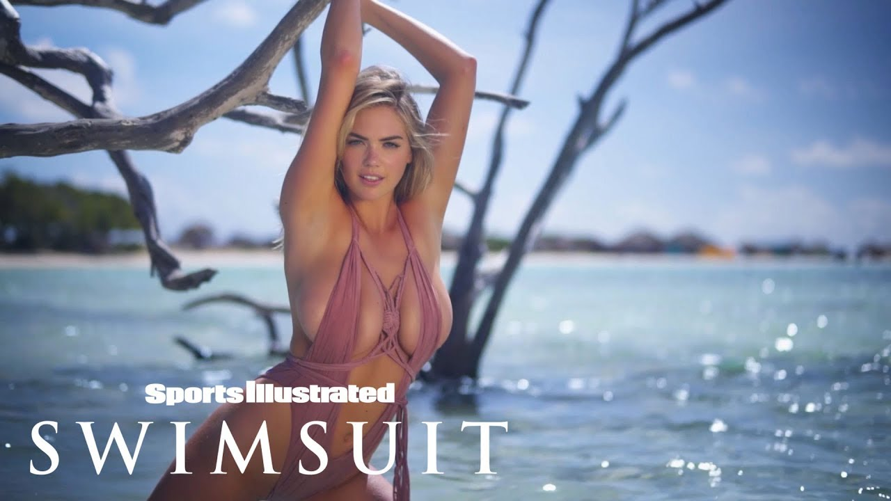 Kate Upton and Alexis Ren bring you on a journey to Aruba | Intimates