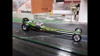 Biweekly Featured Car my Dragstrip Demon front engine dragster