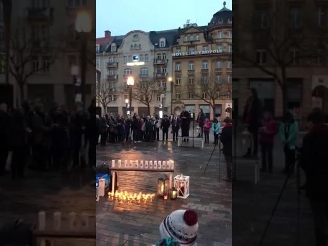 16 et 17 décembre 2017 - Les Lumières de la paix - Dialogue inter-religieux - Grande Mosquée de Metz