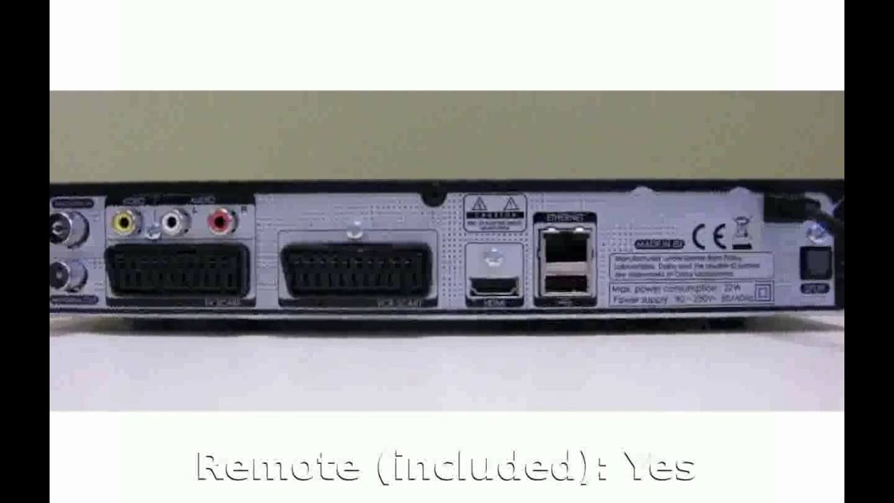 Humax Ihdr-5050c Handleiding Pdf