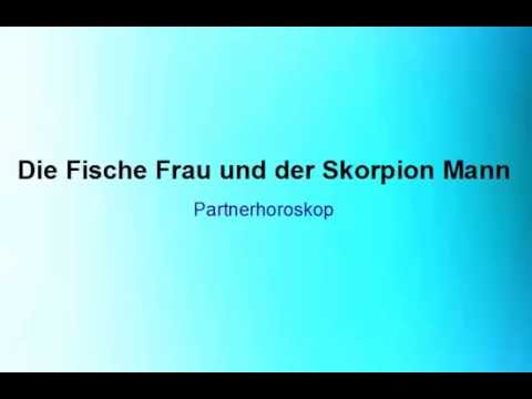 die fische frau und der skorpion mann youtube. Black Bedroom Furniture Sets. Home Design Ideas