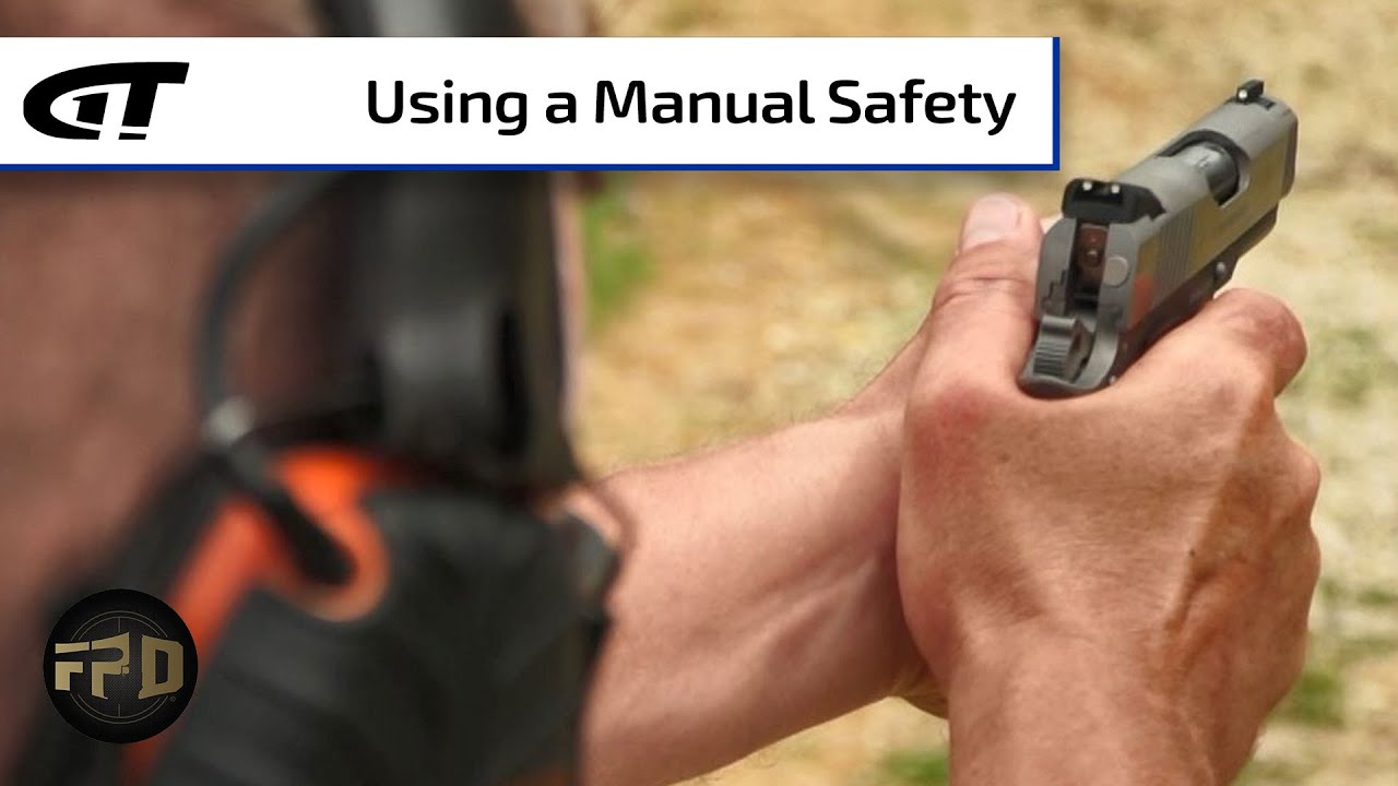 When to Engage a Manual Safety   First Person Defender Bonus