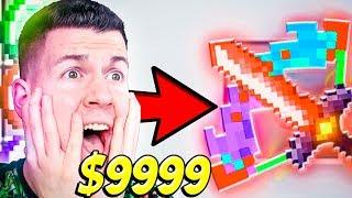 КАК СКРАФТИТЬ САМЫЙ ДОРОГОЙ ЛУК В МАЙНКРАФТ | Minecraft