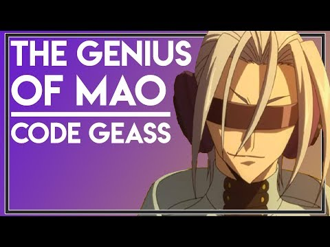 The Importance of Mao In Code Geass
