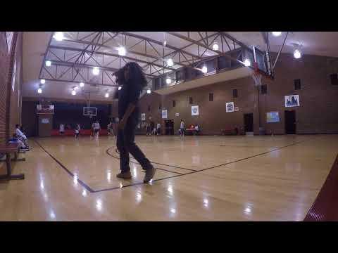 Monstar's Basketball game 1/14/18 Part 2