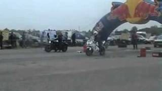 moto drag racing in Ukraine 27.05. 2011  Odessa-city.