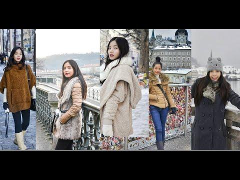 ใส่เสื้อผ้าอะไรไปเที่ยวยุโรป | Bung Sirikan