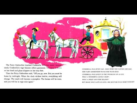 Cinderella Talking Story