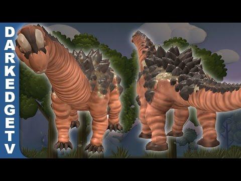 Spore - Titanosaur [ARK]