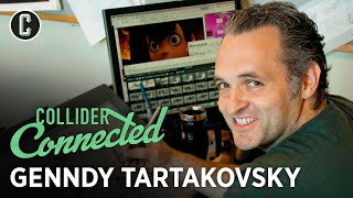 Genndy Tartakovsky on Primal, Popeye, Star Wars and the MCU - Collider Connected