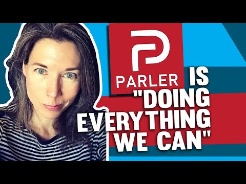 Parler exec speaks out against 'unfair' Big Tech throttle