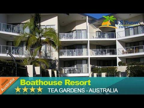 Boathouse Resort - Tea Gardens Hotels, Australia