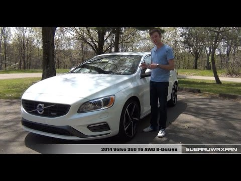 Review: 2014 Volvo S60 R-Design