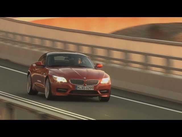 Bmw Z4 Sdrive 35i Facelift 2013 Video Watch Now Autoportalcom