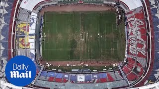 Damaged field forces NFL to change location of Chiefs-Rams game thumbnail