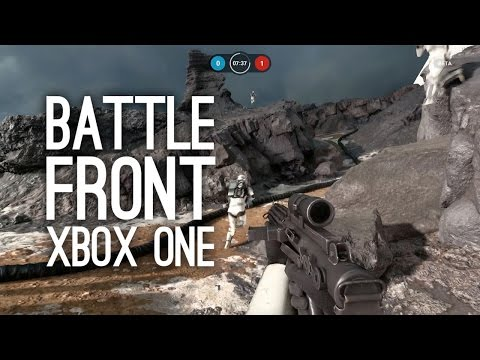 Let's Play Star Wars Battlefront on Xbox One - Xbox One Gameplay