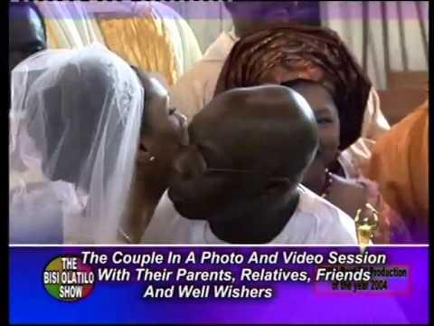 OLUMUYIWA OBASANJO'S WEDDING