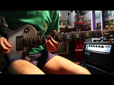 หญิงลั้ลลา - หญิงลี ศรีจุมพล Guitar Cover