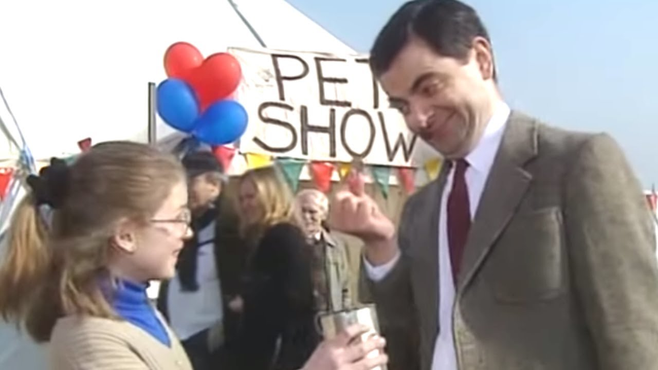 Charity | Funny Clip | Classic Mr Bean