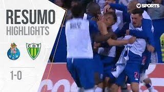 Highlights | Resumo: FC Porto 1-0 Tondela (Liga 18/19 #6)