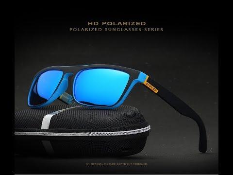 Поляризационные солнцезащитные очки DUBERY