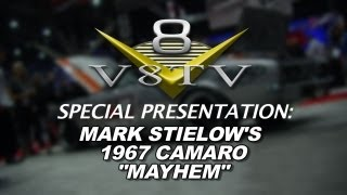 2012 SEMA V8TV VIDEO COVERAGE - MARK STIELOW
