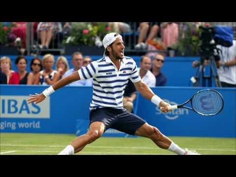 Tomas Berdych vs Feliciano Lopez Aegon Championships tennis Review