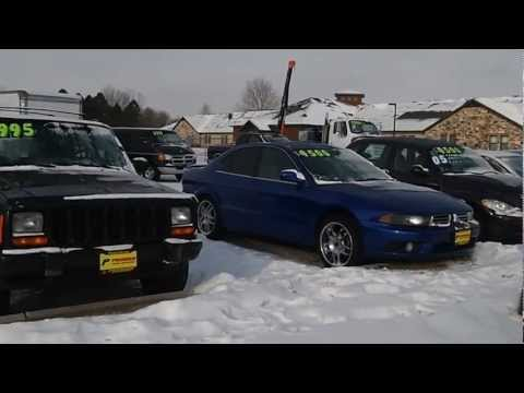 Danny Griggs, Premier Auto Sales, American Fork Utah, Video of the car lot in January.