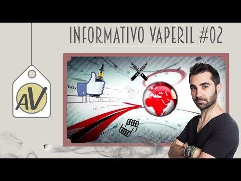INFORMATIVO VAPERIL #02    Real Decreto, situación argentina ...
