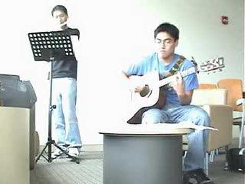 "Depapepe: ""Start"" (Flute & Guitar)"