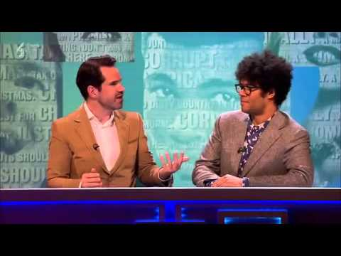 Was It Something I said S01E01 Jimmy Carr and Richard Ayoade