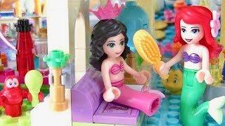 レゴ ディズニー 41063 アリエルの海の宮殿 リトルマーメイド LEGO Disney Ariel's Undersea Palace The Little Mermaid