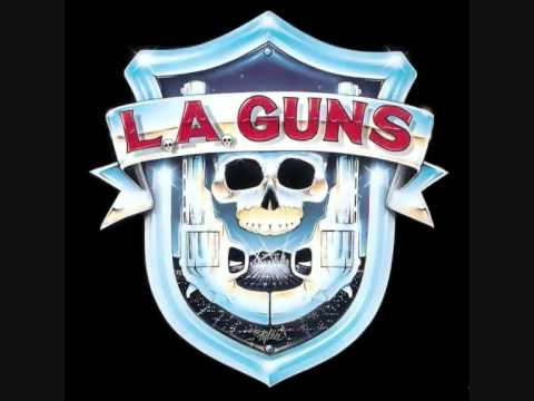 L A Guns Bitch is Back