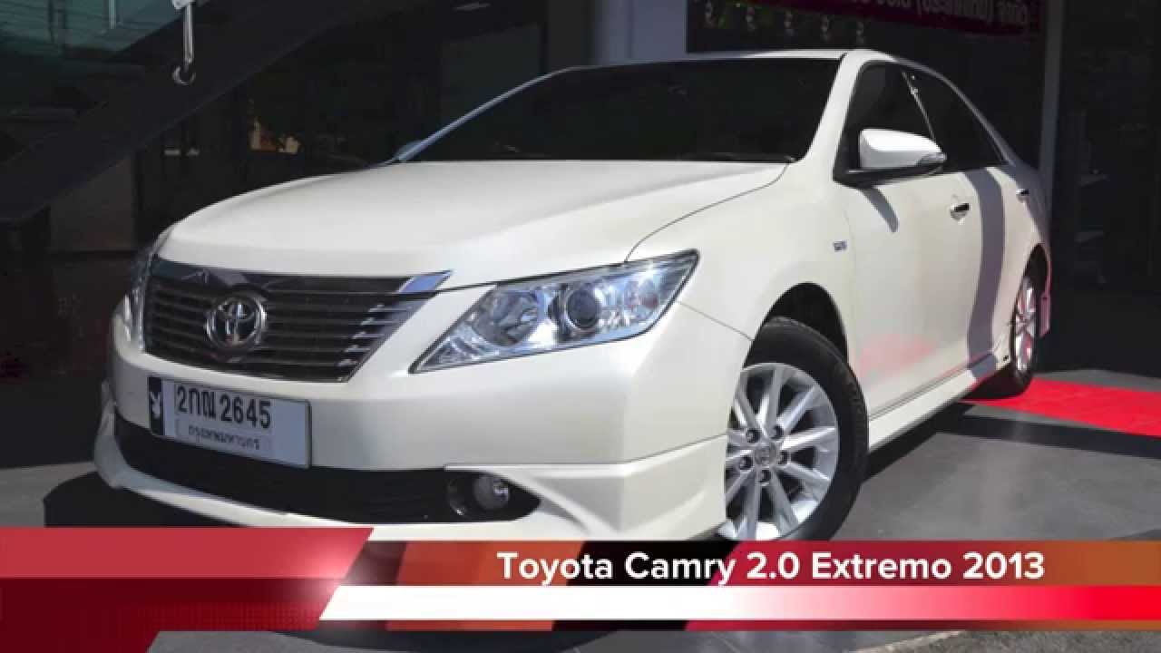 toyota camry extremo 2013 by 1. Black Bedroom Furniture Sets. Home Design Ideas